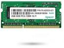 8GB DDR3L 1600 SO-DIMM APACER -40~85°C, 75.C93E2.G040B