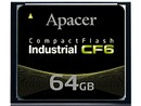 Apacer Industrial CF6 16GB, 0°~70°C SLC, AP-CF016GRANS-NRC