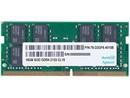 16GB DDR4, 2133 MHz, SO-DIMM, APACER, 0-70°C, 78.D2GF6.4010B