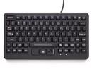 iKEY gumová klávesnice s trackpointem, IP65, SL-86-911-TP