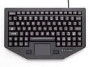 iKEY podsvícená klávesnice s touchpadem, FT-88-911-TP