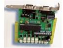 MPC PCI/ISA monitorovací karta