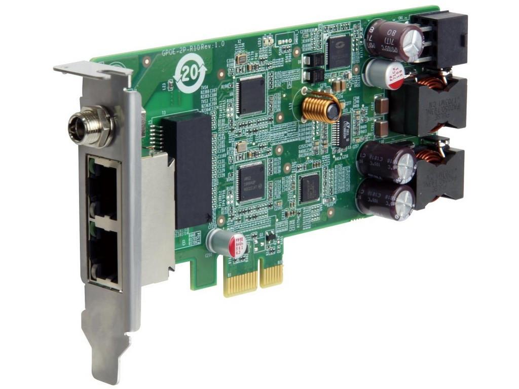 VGA, LAN, spec. karty