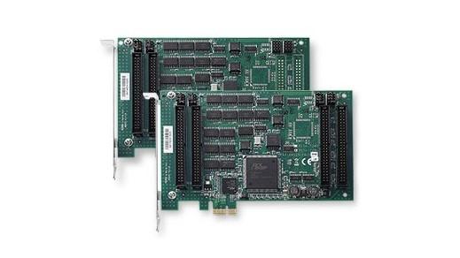 Multiportové karty pro RS-232/422/485