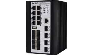 Ethernetové přepínače se správou