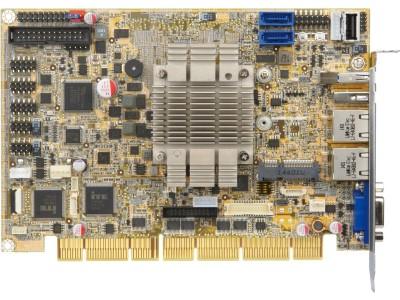 CPU karty half size PCI/ISA