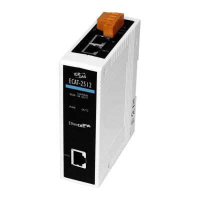Převodníky a rozbočovače pro sběrnici EtherCAT