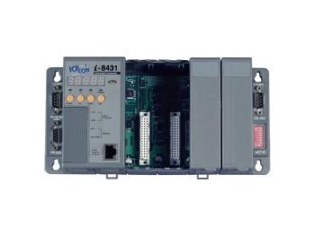 Modulární řídicí systém I-8000
