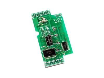 Zásuvné X/XW/XV-socket moduly pro µPAC