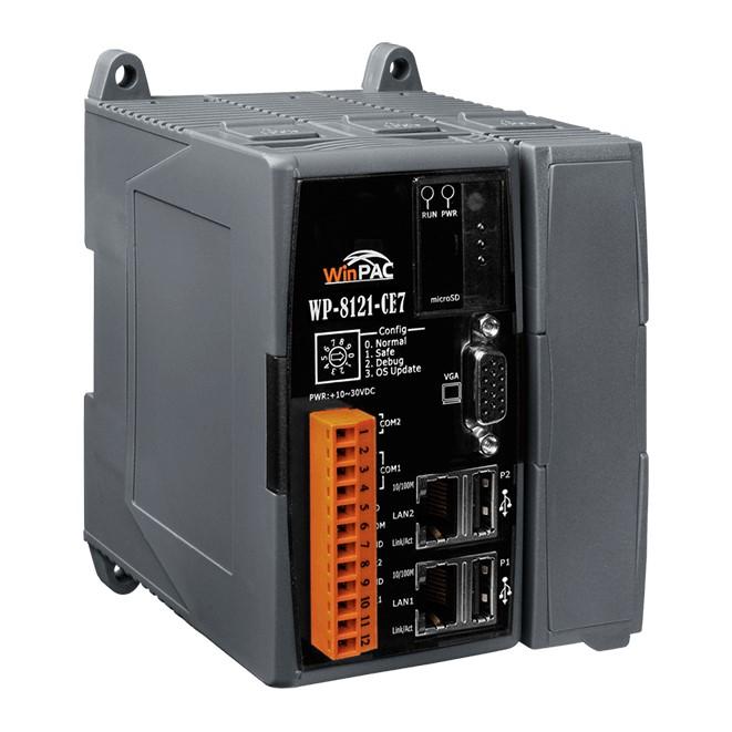 Standardní základní jednotky WinPAC a WinCon