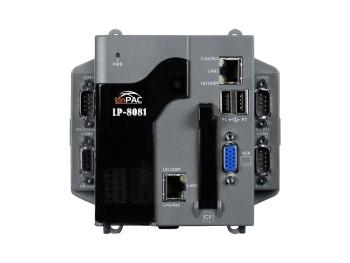 Modulární řídicí systém LinPAC