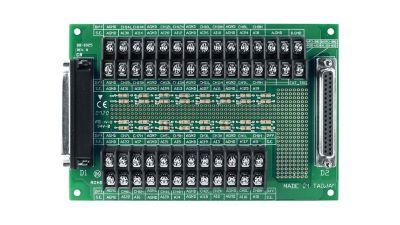 Zakončovací desky pro analogové signály