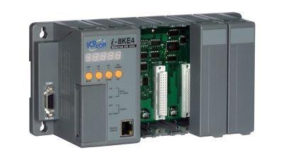 I/O systém I-8000 pro síť Ethernet